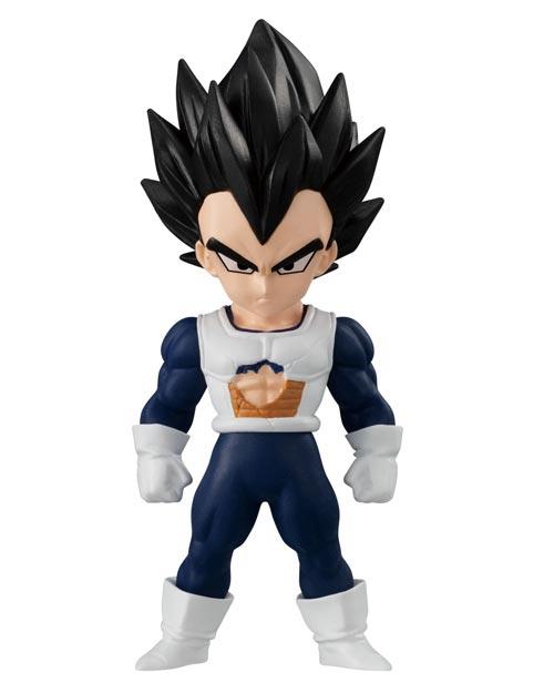 Dragon Ball Z Adverge Series 13 Mini Figures