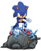 Sonic The Hedgehog Movie Gallery PVC Statue