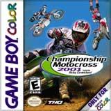 Championship Motorcross 2001 featuring Ricky Carmichael