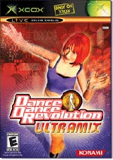 Dance Dance Revolution Ultra Mix
