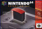 N64 Expansion Pak by Nintendo
