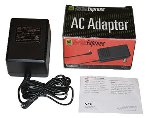 Turbo Express AC Adapter