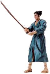 Vagabond Musashi Action Figure Series #1