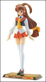 Bishoujo Figure Model Kits: Akari Kanzaki
