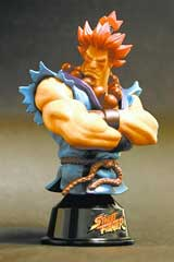 Street Fighter Akuma Collectors Bust Player Version 1