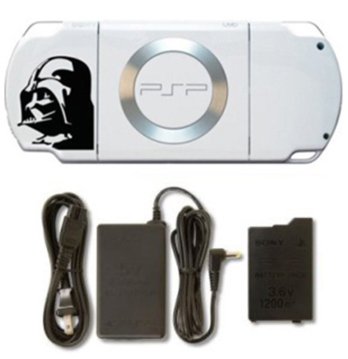Sony PSP Slim Ceramic White - Star Wars Version