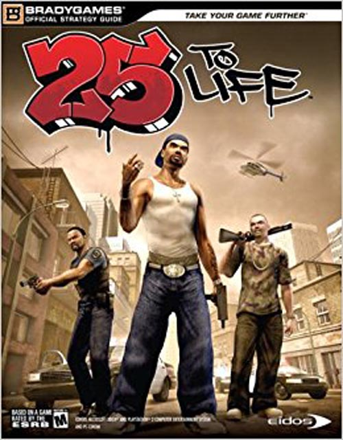 25 To Life Official Strategy Guide