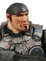 Gears of War: Marcus Fenix 7 Inch Action Figure