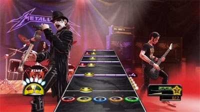 Guitar Hero: Metallica (Xbox 360)