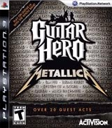 Guitar Hero: Metallica (Game Only)