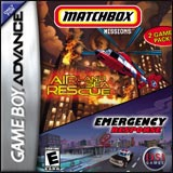 Matchbox Missions 2 Pack