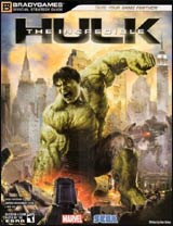 Incredible Hulk Official Strategy Guide