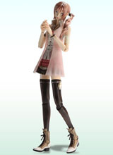 Final Fantasy XIII Play Arts Kai Serah Action Figure