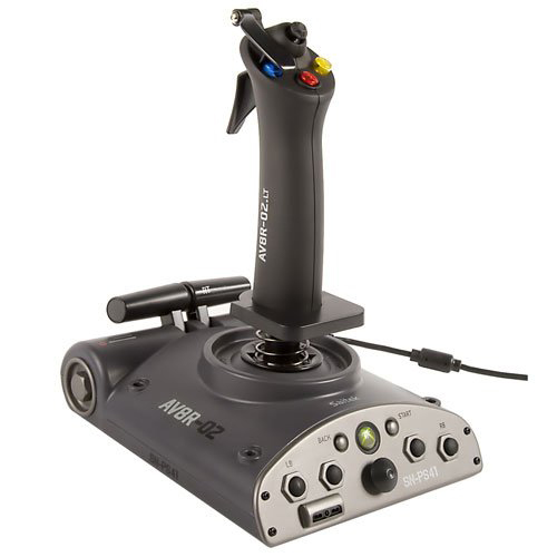 Xbox 360 Aviator Joystick SN-PS41