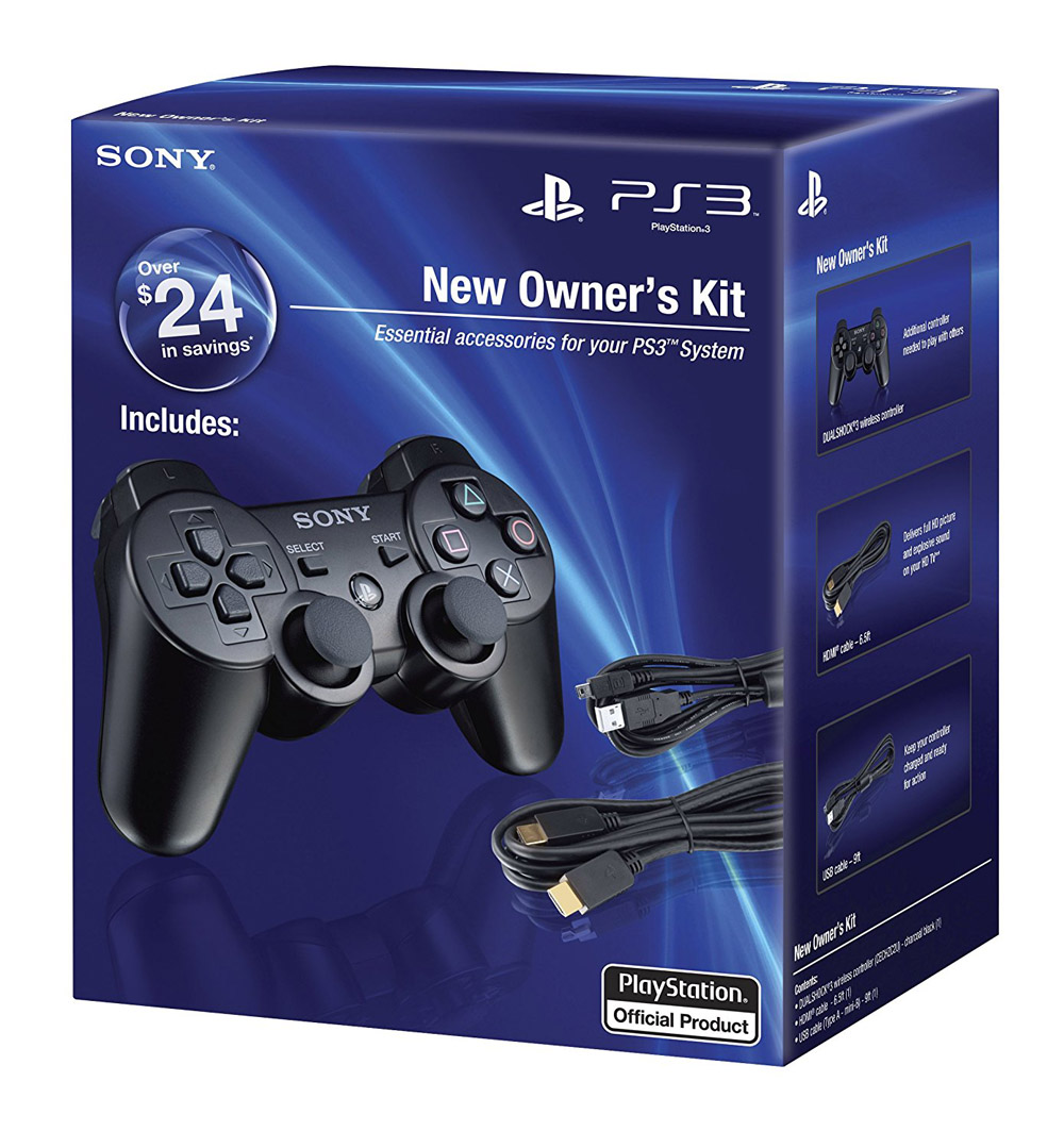 PlayStation 3 New Owner's Kit