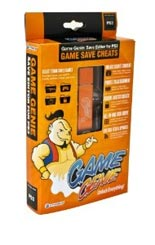 PlayStation 3 Game Genie: Save Editor