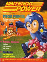 Nintendo Power Volume 20 Mega Man III