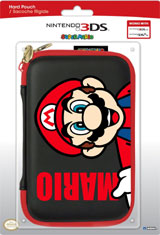 3DS XL Super Mario Hard Pouch (Hori)