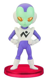 DBZ World Collectible Figures Volume 0 Jaco