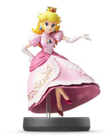 amiibo Peach Super Smash Bros Series