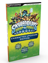 Skylanders Swap Force Character Upgrade Edition Strategy Guide
