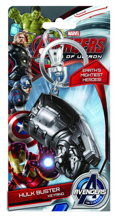 Avengers Keyring (Hulkbuster Fist)