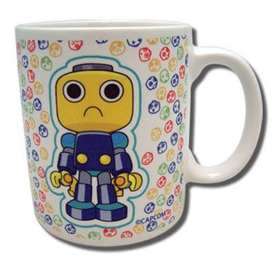Mega Man Servbot Mug