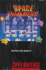Space Invaders (Instruction Manual)