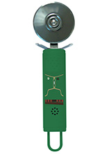 Star Wars Boba Fett Pizza Cutter with Sounds