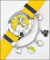 Gintama Elizabeth Watch with Charms