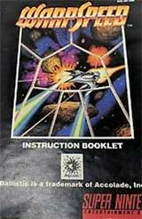 Warp Speed (Instruction Manual)