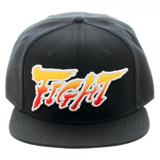 Street Fighter V Fight Snapback