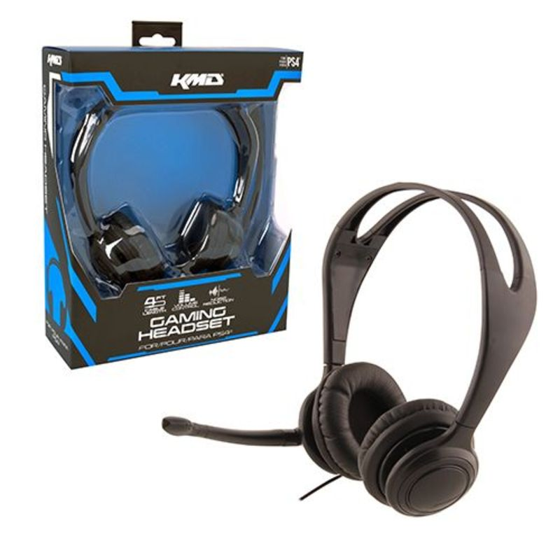 PlayStation 4 Gaming Headset with Mic