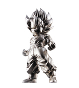 Dragon Ball Z Super Saiyan Son Goku Absolute Chogokin Mini Figure