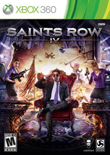 Saints Row 4 Super Dangerous Wub Wub Edition