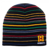 Harry Potter Hogwarts Striped Knit Beanie
