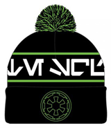 Star Wars Rogue One Empire Cuff Pom Beanie