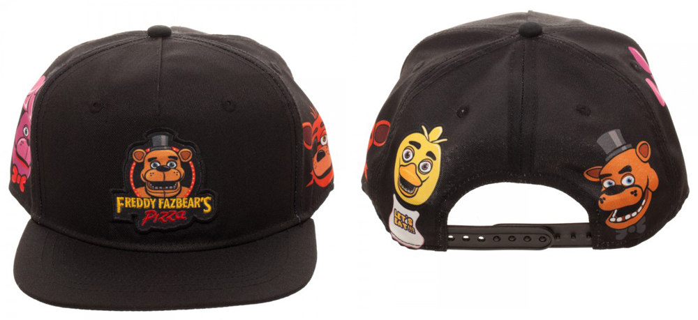 Five Nights at Freddys Youth Omni Snapback
