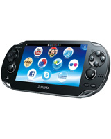 PlayStation Vita 1000 Repairs: LCD Screen Replacement Black