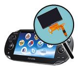 PlayStation Vita 1000 Repairs: LCD Screen Replacement Black