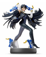 amiibo Bayonetta Super Smash Bros
