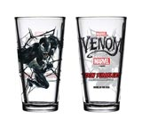 Marvel Venom Toon Tumblers Pint Glass