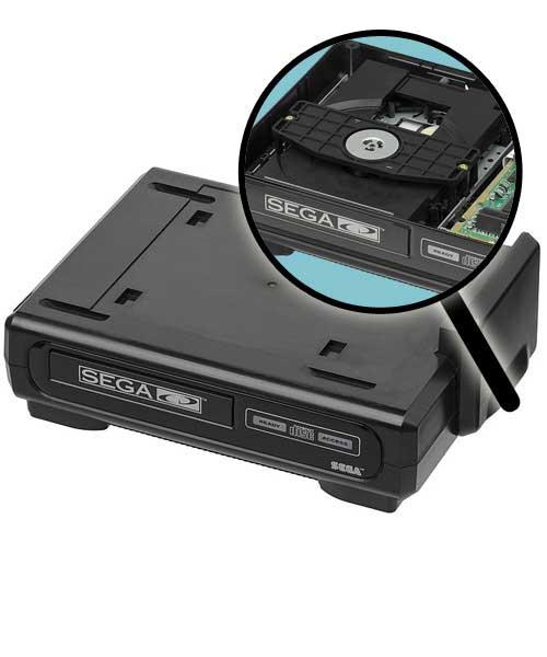 Sega CD Model 1 Repairs: Disc Drive Repair Service