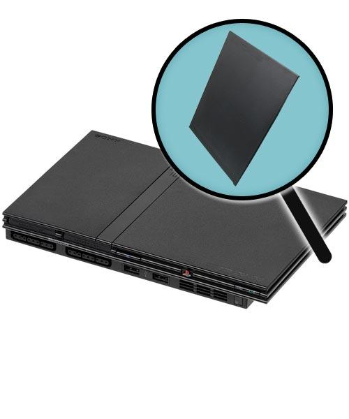 PlayStation 2 Slim Repairs: Door Lid Repair Service