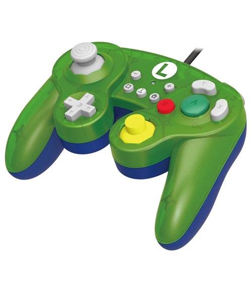 Nintendo Switch Luigi Battle Pad by Hori