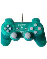 PSOne DualShock Controller Clear Green by Sony
