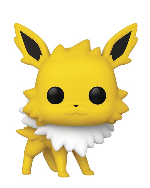 Pop Games Pokemon Jolteon Vinyl Figure