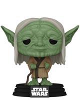 Pop Star Wars Yoda Concept Art Vinyl Figure