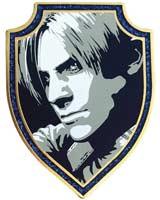 Resident Evil Leon Kennedy 25th Anniversary Pin