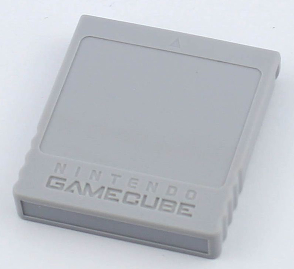 GameCube Memory Card 59 by Nintendo